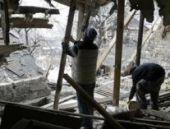 Ukrayna'da otobüs durağı bombalandı: En az 9 ölü