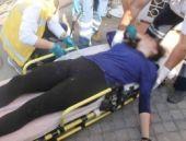Liseli kızlar alkol komasına girdi