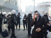 Okmeydanı'nda biber gazı kabusu!