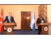 Erdoğan'dan Somali'ye dev yatırım sözü!