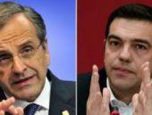 Yunanistan'da sandık çıkış anketlerine göre Syriza önde