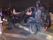 Minibüs şarampole devrildi: 2 ölü 8 yaralı