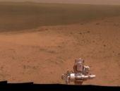 11. yılında Mars'tan panorama fotoğrafı
