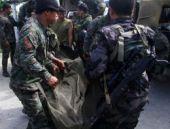 Müslüman isyancılar polisle çatıştı: 43 ölü!