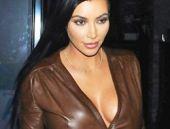Kim Kardashian'In selfie'li reklamı!