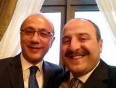 Erdoğan'ın danışmanından Cemaati çıldırtacak selfie!