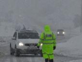 Sürücülere Bolu Dağı uyarısı!