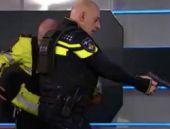 Stüdyoya silahlı baskın şoke etti!