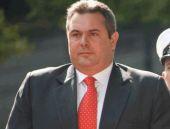 Yunanistan Savunma Bakanı'ndan Kardak'a çelenk