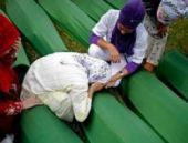 Srebrenitsa Katliamı anma töreni Davutoğlu da orada