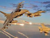 Türk savaş uçağına Suriye tacizi!