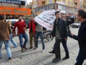 Emine Ülker Tarhan'a şok protesto!