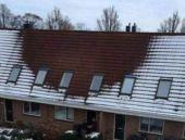 Böyle çatı görürseniz polisi arayın!