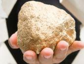 Bir çoban 7.8 kilo ağırlığında altın buldu