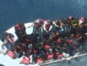 Akdeniz'de göçmen faciası Teknedeki 700 kişi...