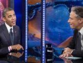 Jon Stewart The Daily Show'u bırakıyor