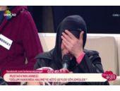 Mustafa'nın annesi canlı yayında baygınlık geçirdi!