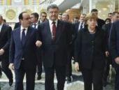 Ukrayna zirvesinde 'anlaşma umudu'