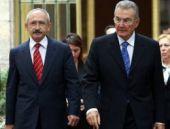 Kılıçdaroğlu ve Baykal bir araya geldi