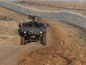 Suriye sınırında uyarı ateşi: 1 ölü!