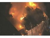 ABD'de İslam Enstitüsü'nde büyük yangın!