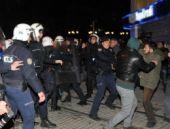 TÜRGEV protestosuna müdahale!