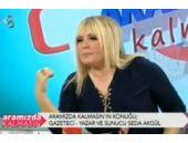 Spiker Seda Akgül şok tacizi ifşa etti
