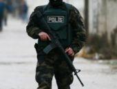 Kadına şiddete özel harekat polisi el koydu!