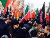 Moskova'da 'Ukrayna darbesi'ne karşı eylem