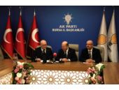 Erol Çetinkaya Ak Parti Bursa aday adayı