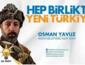 AK Parti aday adayı Osman Yavuz'un bomba ilanı!