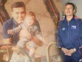 Şehit Pilotun babası televizyonda gördü