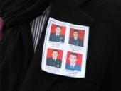 Şehit pilot askerler için askeri uğurlama töreni