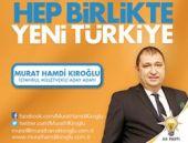 Murat Hamdi Kıroğlu İstanbul 2. Bölgede seçim startını verdi