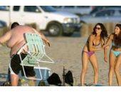Plajlarda bunlar da oluyor! Akıl almaz görüntüler...