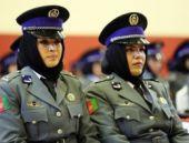 Afgan kadın polisler Sivas'ta mezun oldu