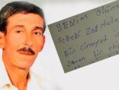 Seyyar satıcının intihar notu 'Ölüm sebebim zabıtalar'