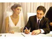 Ünlülerin düğün fotoğrafları şaşırttı