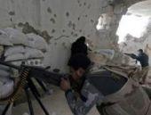 Halep'te hava kuvvetleri istihbarat binasına saldırı