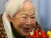 Dünyanın en yaşlı kadınına doğum günü...