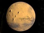 Mars'taki okyanusun büyüklüğü ortaya çıktı