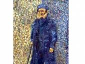 Tokat'ta Van Gogh resmi bulundu