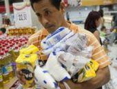 Venezuela'da süpermarketlere parmak izi sistemi geliyor
