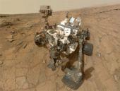 Mars'taki keşif robotundan haber var