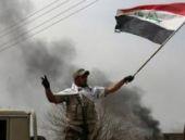 IŞİD'e ağır darbe Saddam'ın şehrinden çıkarıldı