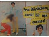 Erol Büyükburç bu fotoğrafıyla twitter'ı salladı!