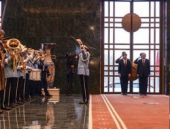 Saray'daki 16 asker mevzi değiştirdi!