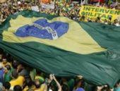 Brezilya'da devlet başkanına karşı büyük eylemler