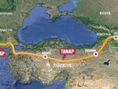 TANAP projesinde büyük gün