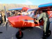 İlkokul mezunu adam uçak yaptı